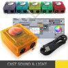 USB DMXインターフェイスDJのコントローラの照明Sunliteのソフトウェア