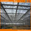 Lange Lebensdauer Venlo Struktur-schönes Glasgewächshaus