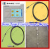 Digital SS Floater für Oil und Water Temperature Level Sensor Atg Hose Type Magnetostrictive Probe Liquid Level Meter Automatic Tank Gauge