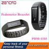 De Verbetering Ota Bluetooth 4.0 van de ingebouwde programmatuur de Pedometer van de Armband