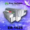 Imprimante en cristal à plat en plastique en couleurs de machine d'impression de Digitals (ER-1625)