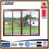 Aluminiumfenster mit Aluminiumrahmen-und Glas-Panel