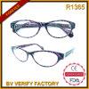 R1365 Plastic Frames die van de Scharnier van het Metaal van de Goede Kwaliteit de Nieuwe Oogglas lezen