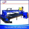 CNC Scherpe Machine voor de Plaat van het Metaal en de Buis van het Metaal