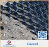 HDPE Geocell voor de Behoudende Muur van de Steun van de Lading