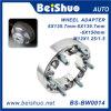 6061 adaptateurs en aluminium faits maison 6X135 de la roue T6 à 6X150-38mm