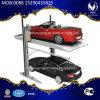 Lift van de Auto van de Dubbel parkeren van de Garage van de Opbrengst van China de Hydraulische Mobiele