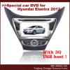 HEPA GPS van de Auto DVD voor Hyundai Elantra 2012 (PK-HE700L)