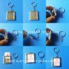 소형 Photo Frame Metal 열쇠 고리 (프레임 열쇠 고리 1224년)