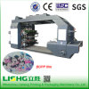 BOPP를 위한 완벽한 Film 4 Colour Stack Flexo Printing Machinery