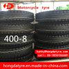 Heißer Verkaufs-Großverkauf-hochwertige chinesische Reifen-Motorrad-Gummireifen Emark Bescheinigung 400-8