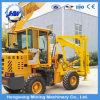 Straßenrand-Sicherheitsschranke-Leitschiene-hydraulische Stapel-Fahrer-Maschine