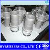 Couplages rapides de Camlock en aluminium d'embout de durites de Hyrubber