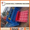 Kundenspezifisches Dach der europäischer Standard-glasig-glänzendes Fliese-(parelmo), das Maschine bildet