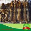 100%の女性の大きいアライグマの毛皮カラー