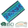 High Quality 100% Cotton Beach Towel -Blue Flowers