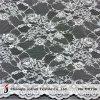 Tissu cranté de lacet de Tulle pour les robes (M0196)