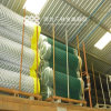 Зеленый PVC покрыл загородку Chainlink/гальванизированную загородку Chainlink
