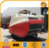 Modelo de máquina 4lz-2.3 da ceifeira de liga do arroz paddy mini