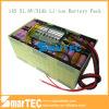 51.8V Li-ion Battery Pack 18650 31ah