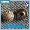 2015 고품질 공상 금속 단추 Sk R044