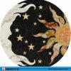 Tegel van de Vloer van het Patroon van het mozaïek de Decoratieve, het Marmeren Medaillon van de Vloer van het Mozaïek