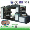 4 de Machine van de Druk van Flexo van de Zak van het Document van Kraftpapier van de Hoge snelheid van de kleur