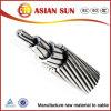 Conductor reforzado acero de aluminio del conductor 250mcm ACSR