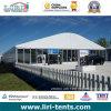 tenda della tenda foranea di evento della cupola di 25X40m con la parete di vetro per gli avvenimenti sportivi di golf