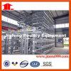 Type cage automatique de la qualité H de matériel de volaille de poulet