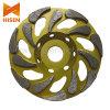 7/8  абразивных дисков Diamond габитуса кристалла резьбы для Concrete