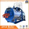 Industrieller horizontaler gasbeheiztwarmwasserspeicher