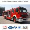 de Droge Vrachtwagen Euro3 van de Brand van het Poeder 11ton HOWO