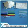 折るマスクのための金属そしてプラスチック二重ワイヤー鼻橋