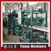 EPS и крен оборудования панели сандвича шерстей утеса формируя производственную линию машины