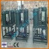 重油の清浄器機械、ディーゼル油の排水機械、オイルの処置