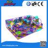 Cour de jeu d'intérieur molle d'intérieur grande de parc d'attractions de terrain de jeux de Kidsplayplay