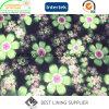 Schönes Blumen-Polyester-Druck-Futter mit Qualität