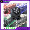 Bewegliche Wäsche 12W des DMX Stadiums-Licht-China-Träger-LED des Kopf-7