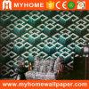 2016 coberta de parede impermeável do papel de parede do vinil 3D para paredes