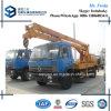 Dongfeng 20의 미터 유압 분명히 말한 붐 공중 작동되는 트럭