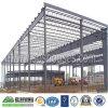 Atelier léger préfabriqué modulaire de structure métallique