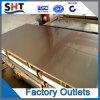 Feuille laminée à froid par AISI/plaque d'acier inoxydable de prix usine