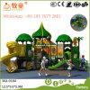 Equipo al aire libre comercial del patio del parque de atracciones para los niños