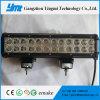 Barra ligera campo a través del LED, barra ligera impermeable 72W de 4X4 LED