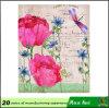 Розовые знаки металла цветков, знаки здания металла, магазин цветка подписывают C116