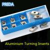 Вставки Apgt/Vcgt алюминия карбида вольфрама поворачивая