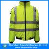 Revestimentos elevados ao ar livre do Workwear da visibilidade do inverno do fato do trabalho