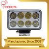 Lámpara de trabajo de 24 vatios LED rectangular de 4x4 Vehículos y RV