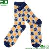 Großhandelskarikatur-Kleid-Mannschafts-Weihnachtsmann-Socken